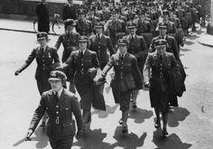 Auxiliaires féminines de l'armée britannique