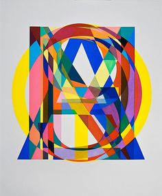 yes to no and no to yes - tauba auerbach  i see clearly an A ;)