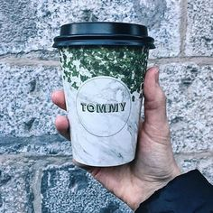 Country: 🇨🇦 Location: Montreal, Canada Cafe: @tommymontreal Take Away Coffee Cup, Coffee Cups, Montreal Canada, Travel Mug, Mugs, Country, Tableware, Instagram, Tomy