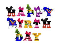 Mickey Mouse Banner Mickey Mouse Birthday by blueangeldigitals