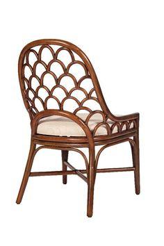 David Francis Furniture Koi Side Chair | Domino