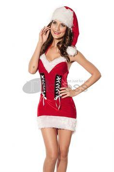Christmas costume ( red velvet costumes )
