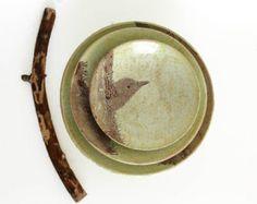 Nesting Bowls - Gila Woodpeckers - Wheel Thrown Pottery - Stoneware - Ready to Ship