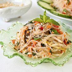 Malaysian Glass Vermicelli Salad