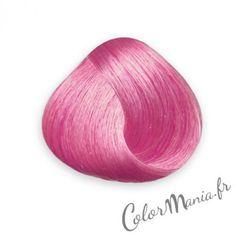 coloration de cheveux rose pastel la rich directions color maniafr - Coloration Permanente Rose