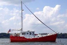 1989 Florida Bay Coaster Trawler Power Boat For Sale - www.yachtworld.com | Wants | Pinterest ...