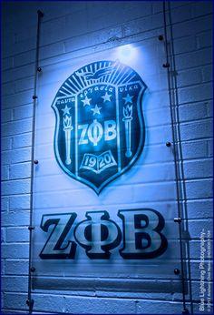 Beautiful photo of the Zeta Shield!