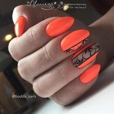 All information ideas of Mermaid Nails, Holographic Nails, Shattered Glass Nails Fabulous Nails, Gorgeous Nails, Cute Nails, Pretty Nails, Luxury Nails, Neon Nails, Orange Nails, Orange Nail Art, Stylish Nails