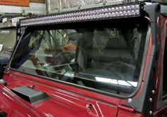 "Rigid Industries 50"" E-Series LED Light Bar @RigidNation #Raw #Lumens"