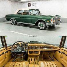 Mercedes Benz 220, Mercedes Car, M Benz, Old Vintage Cars, Old School Cars, Dashboards, Retro Cars, Go Kart, Amazing Cars