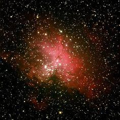 Image result for eagle nebula