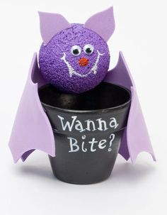 Bat Mini Treat Holder
