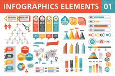 Check out Infographics Elements 01 on Creative Market