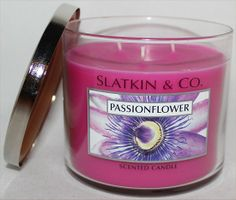 Passionflower - Juicy passion fruit, watery pear and casaba melon combine perfectly with Tahitian vanilla   Bath  Body Works