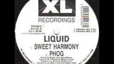 "Liquid - Sweet Harmony I own a dodgey CD called ""Ratpack Happy Hardcore"" from the mid and it contained bootleg mixes of this and the electric choc piano tune, but unlike choc, i can play this tune real good. House Music, Music Is Life, My Music, Techno Music, Music Radio, Dark Jungle, Dark Wave, Xl Recordings, Girl Dj"