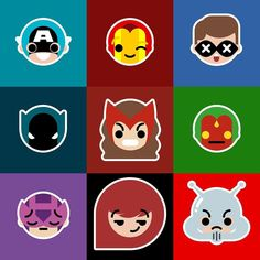 "CIVIL WAR ""CLASSIC"" WEEK: Assembling the Avengers with @assemblyapp! by joeljayjulian"