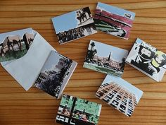 Cards from Buenos Aires