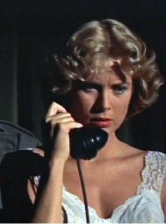 """Grace Kelly in """"Dial M for Murder,"""" 1954 