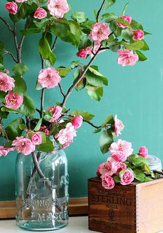 #vintage #flowers  #déco