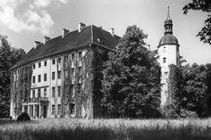 R143 Sachsens Schlösser und Burgen - R143077 Schloß Baruth Südost Ansicht