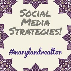 """""""Can't wait to teach my next Social Media Strategies class TOMORROW at 12pm at the @longandfoster Columbia Sales! I love helping my peers learn about effective marketing strategies and how social media is completely impacting (and changing) the real estate industry game.  #longandfoster #longandfosterrealestate #marylandrealtor #realestate #digitalmarketing #socialmediamarketing #socialmarketing #onlinemarketing #socialmediatips #socialmediastrategies #visualmarketing #realestatemarketing…"""