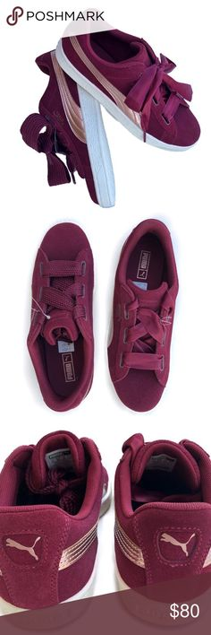 939 Best Puma Suede Heart images  6ed6938d2