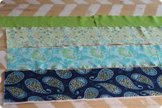 Scrap Skirt Tutorial Fabric Strips, Fabric Panels, Tshirt Dress Pattern, Reversible Skirt, Scrap Material, Skirt Tutorial, Straight Stitch, Wing Recipes, Sewing Rooms
