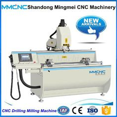 Check out this product on Alibaba.com App:Hot Sale Aluminum Profile CNC Machine Machining For Drilling And Milling https://m.alibaba.com/yuMfYv