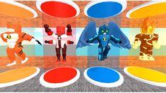👽 Ben 10 Tycoon 👽 - Roblox Ben 10 Birthday, 10th Birthday Parties, Ben Wolf, Elf Characters, Game Creator, Big Chill, Samurai Warrior, Party, Parties