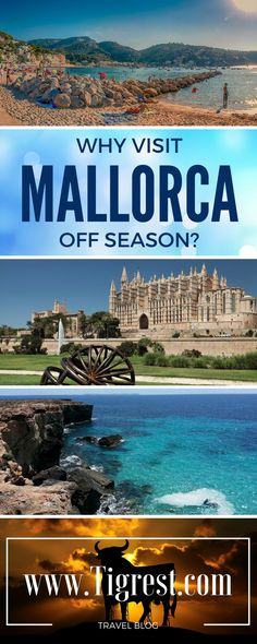 What makes Mallorca worth a visit off season? Things to do and places to see, day trips, prices, restaurants
