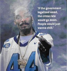If government legalized weed , the crime rate would go down. people would just wanna chill . Snoop Dog Meme, Snoop Dogg, Life Quotes, Stoner Quotes, Stoner Art, Crime Rate, Weed Humor, Puff And Pass, Herbs