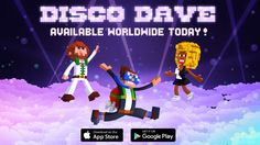 Available worldwide for Free on Apple's App Store and Google's Play Store…