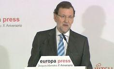 Rajoy eleva al 2,9% la previsión de PIB de 2015 y 2016