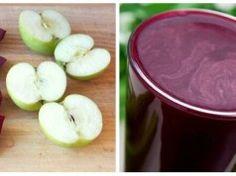 Nápoj z šesti druhů ovoce a zeleniny k očistě jater, po kterém se vaše tělo zbaví TOXINŮ uložených v TUKU