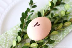 Spring/Easter Tablescape Ideas