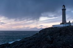 Ardnamurchan lighthouse by Damir Dragosevic, via 500px