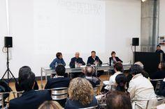 Conferenza stampa del Festival di Architettura in Città ph. Dario Dinocca - BasicStudios