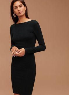 Shop the latest women's clothing - jackets, coats, sweaters, and dresses. Fall Wardrobe, Wardrobe Staples, Autumn Fashion, Women's Fashion, Minimalist Fashion, Timeless Fashion, New Dress, All Black, Work Wear