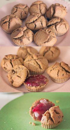 Ontbijtmuffins: gluten, lactose en suikervrij