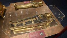 Vor neunzig Jahren wurde die Grabkammer des Pharaos Tutanchamun geöffnet. In den…