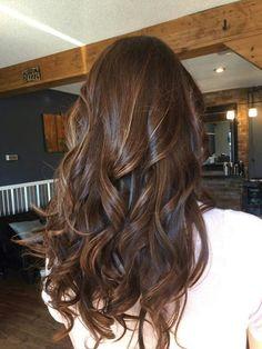 Brown Hair Balayage, Hair Highlights, Hair Color And Cut, Brown Hair Colors, Hair Upstyles, Hair Painting, Brunette Hair, Gorgeous Hair, Dark Hair