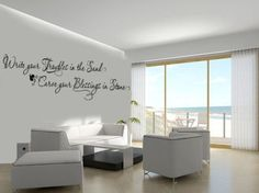 beach decals for walls | Home Accents Wall Art Decals Beach Bedroom Living Room House Decor ...