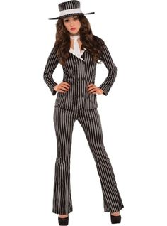 My Halloween Costume this year! Adult Mob Wife Costume - Party City