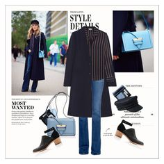 """""""LFW: Most wanted"""" by amaryllis ❤ liked on Polyvore featuring Joseph, Frame Denim, Essie, Loewe, Loeffler Randall and Christian Dior"""