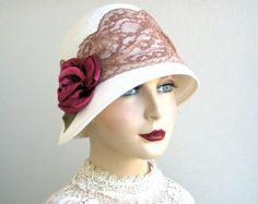 57c45bd09ea587 Cloche Hat- Women- Spring Fashion Plus Size Dresses Australia, Spring Hats,  Summer