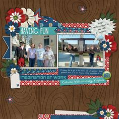 Discovery Zone by Connie Prince part of the August 2014 Scrap pack http://scrapstacks.com/scrappack/