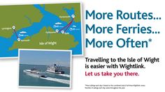 More Routes, More Ferries, More Often