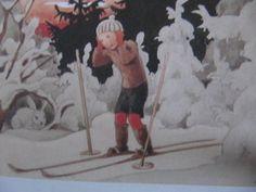 Rudolf Koivu Photo Postcards, Christmas Photos, Winter, Beautiful Pictures, Painting, Vintage, Art, Xmas Pics, Winter Time
