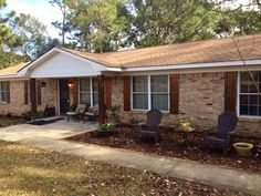 22800 South River Road, Daphne, AL 36526 $239,000 4 Beds 2 Baths 2,000 sq ftBeautiful, large river-front lot with lots of privacy and an awesome sandy beach on the river. Secluded, yet convenient to Daphne shopping, restaurants and schools. Old Chicago brick exterior with new, dimensional shingle roof. Open floor plan, fenced area in the rear, double carport and much more. Make your appointment today to see this unique property.