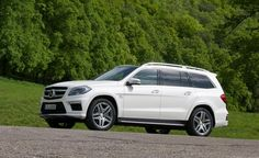 "2013 Mercedes GL63 AMG Tested: 550 Times ""Yes!"" - Photo Gallery of Instrumented…"